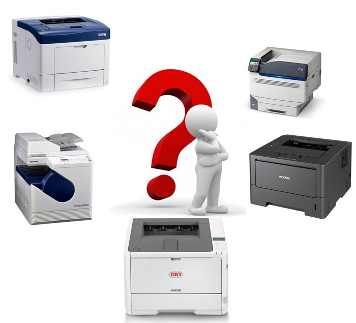 Как правильно выбрать принтер или МФУ