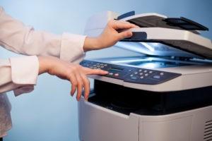 печать, ксерокопия, ламинирование